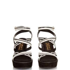ca466e79ab2 Salvatore Ferragamo Shoes - Salvatore Ferragamo Gen Platform Sandal